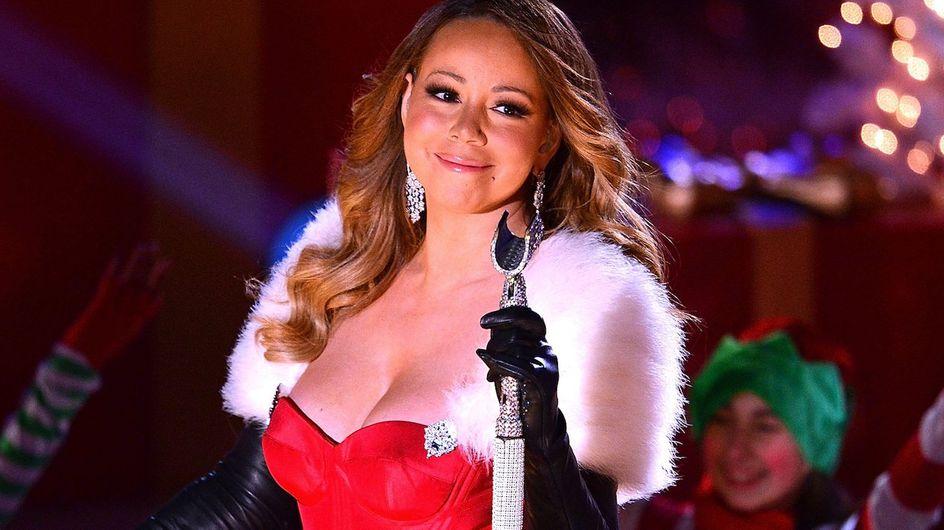 """25 ans après, """"All I Want For Christmas"""" de Mariah Carey est numéro un des ventes"""