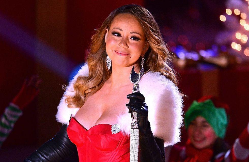 25 ans après, All I Want For Christmas de Mariah Carey est numéro un des ventes