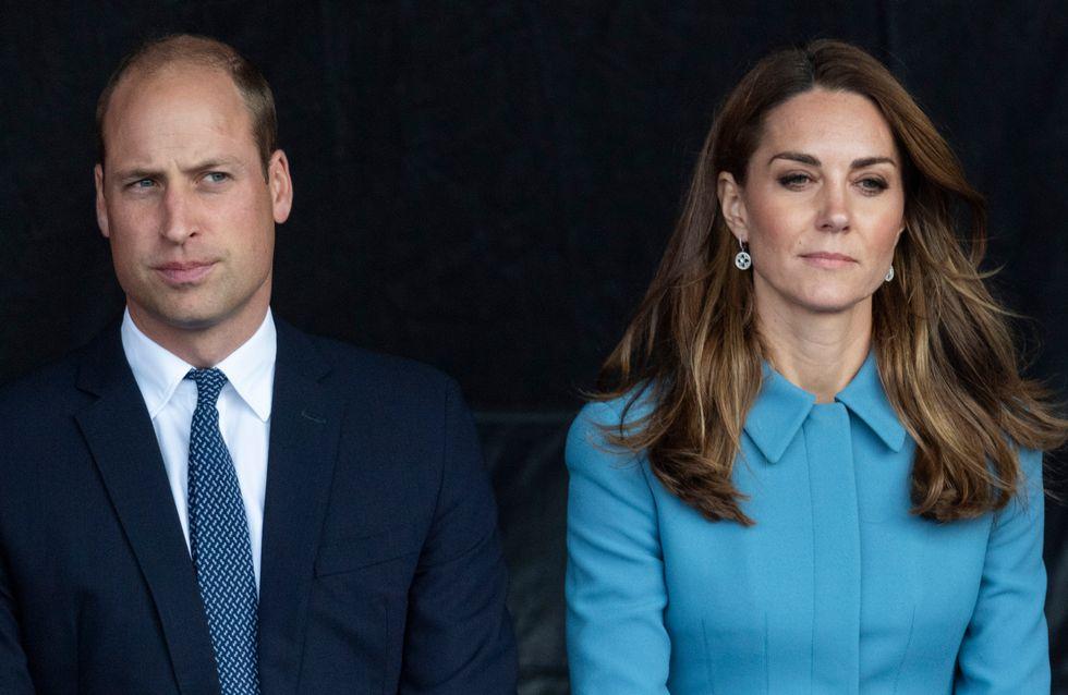 Ehekrise bei William und Kate? Diese Szene wirft Fragen auf