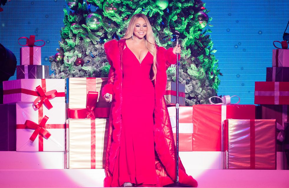 Mariah Carey e il suo Natale da record