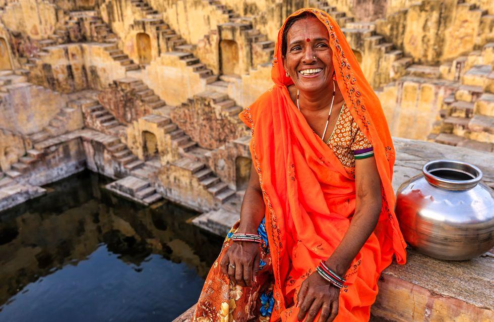 Una firma de moda española financiará la construcción de una aldea para mujeres en India