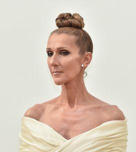 En robe rouge pailletée, Céline Dion nous offre un look de Noël sensationnel
