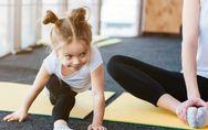 Yoga per bambini: tutti i benefici di questa pratica e alcuni asana da praticare