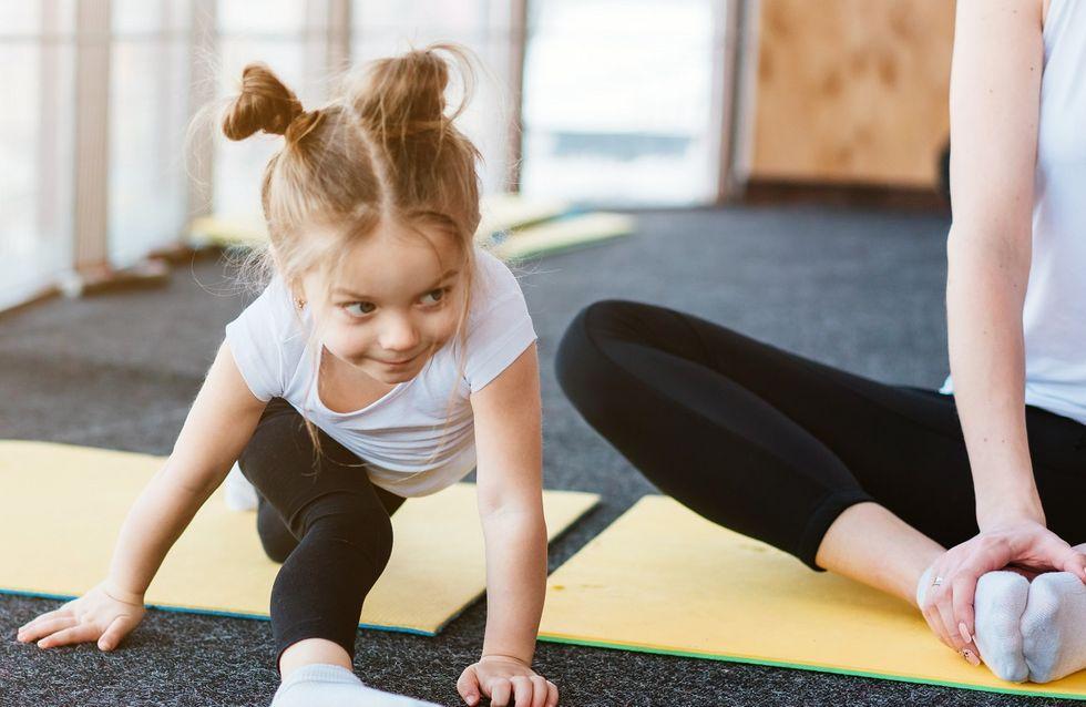 Yoga per bambini: tutti i benefici di questa pratica e alcuni asana da praticare a casa