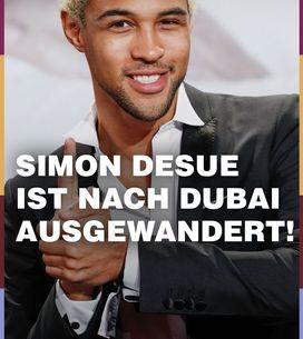 Youtuber Simon Desue ist nach Dubai ausgewandert