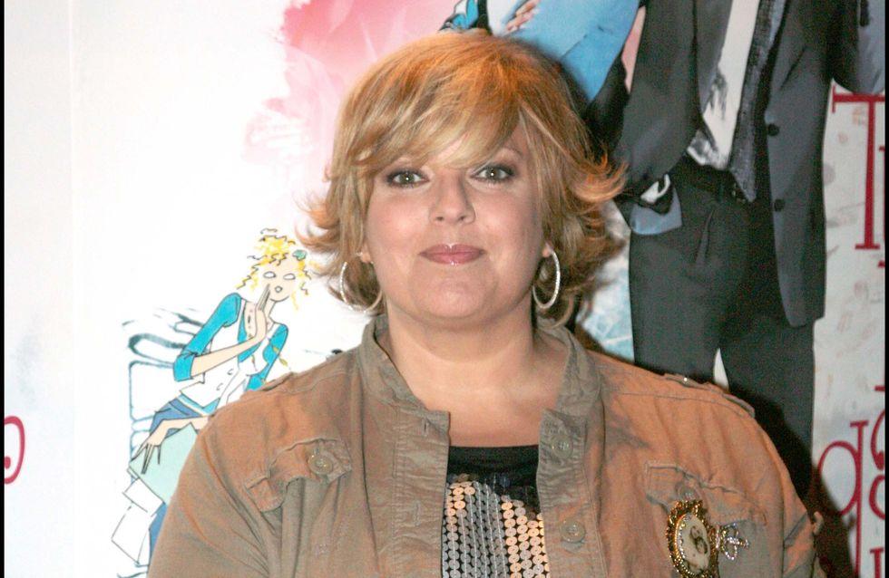 Laurence Boccolini victime d'une infection des reins j'ai perdu beaucoup de cheveux