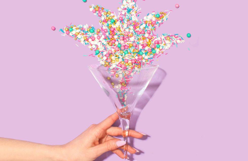 Sparkle, Baby! Geniale Food- und Deko-Ideen für Silvester
