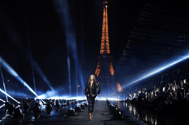 Saint Laurent Paris Fashion Week Spring summer 2020