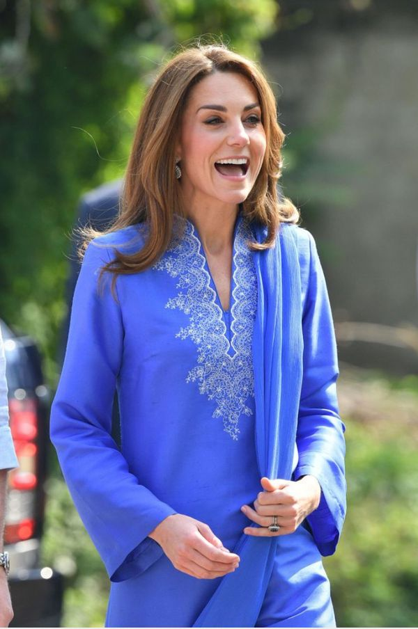Kate Middleton au Pakistan