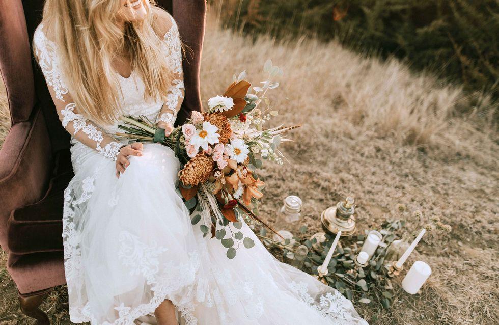 Hochzeit-Trends 2020: Von Brautkleid bis Deko – DAS ist jetzt in!