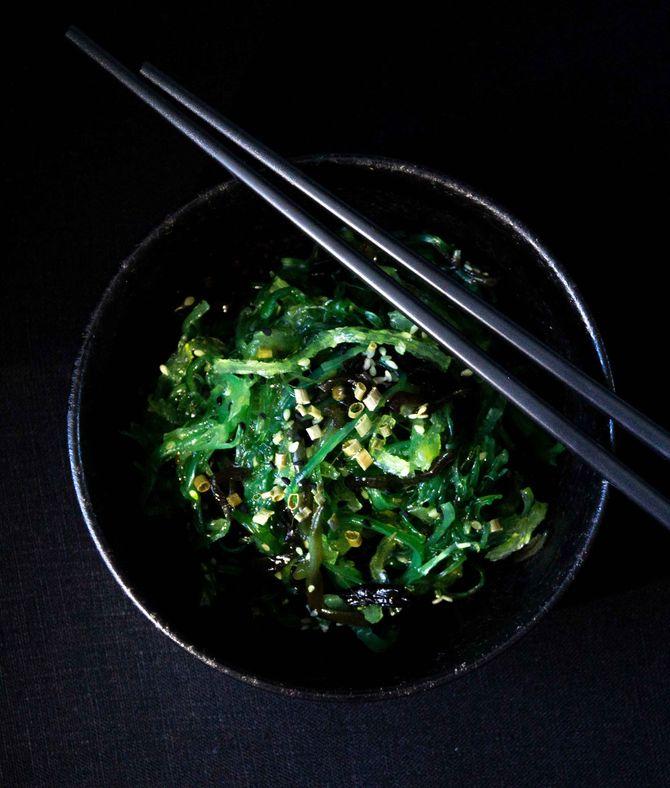 Les algues, la manne de l'apport en potassium