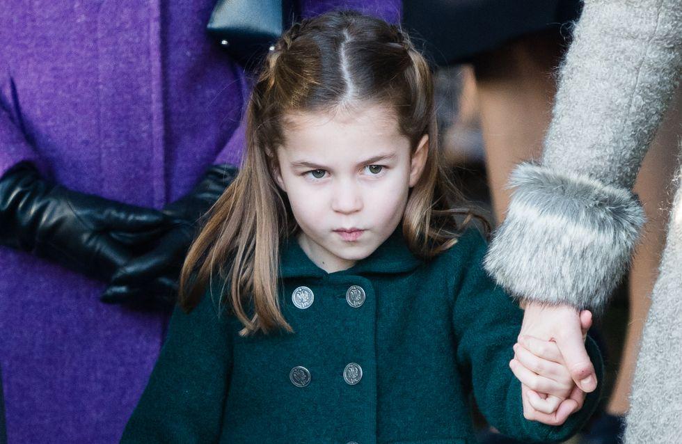 Adorable ! Princesse Charlotte adopte la même coiffure que celle de Kate Middleton