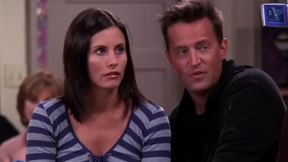 Dans Friends, Chandler avait un message pour 2020... C'était il y a 17 ans