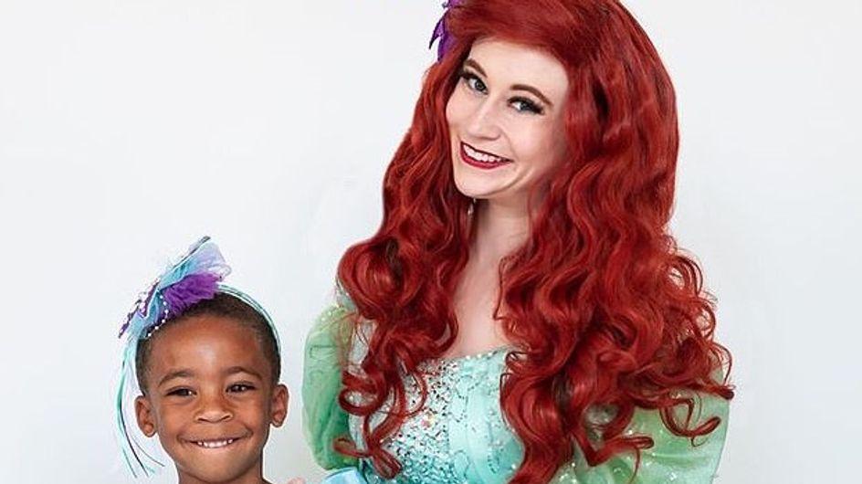 Oui, les petits garçons peuvent aussi être des princesses