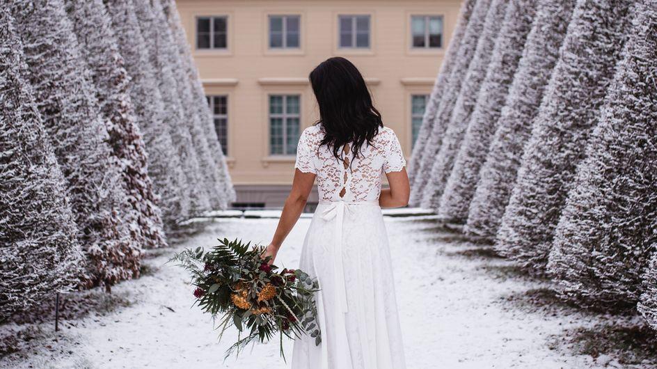 """Winterhochzeit: So sagt ihr in der kalten Jahreszeit wunderschön """"Ja"""""""
