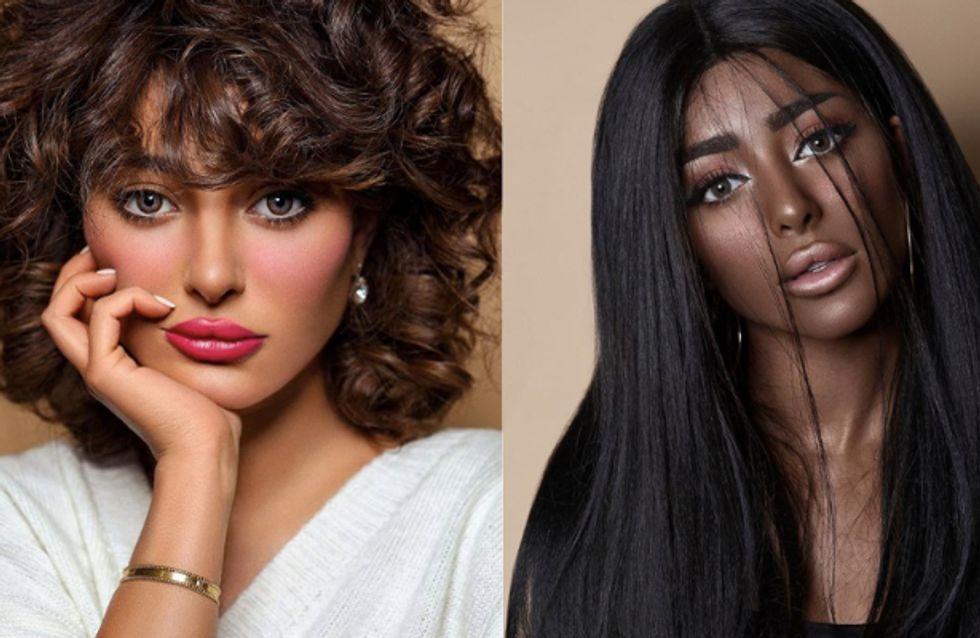 Elle défend l'égalité sur les réseaux sociaux en affichant son blackface