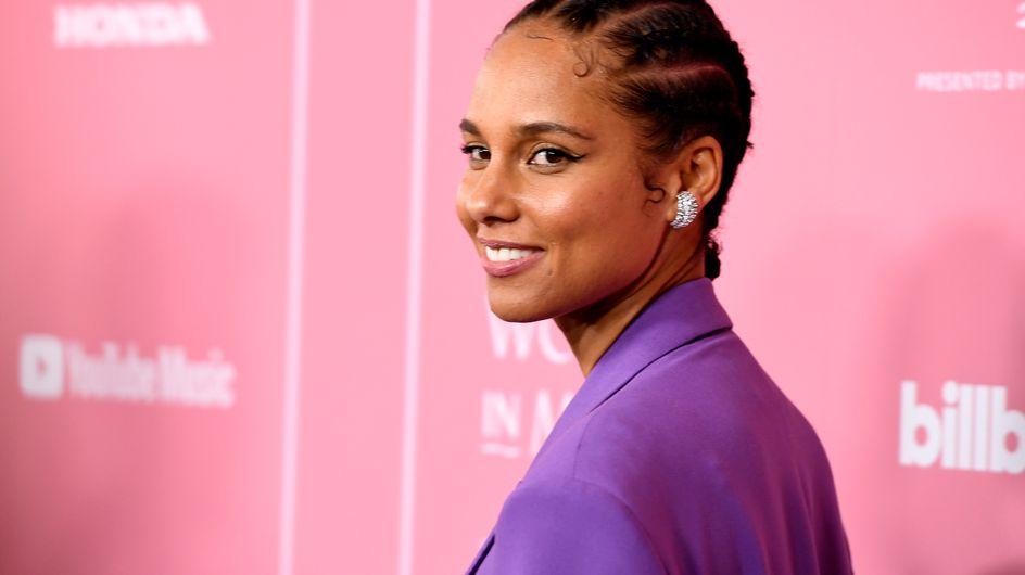 Alicia Keys vient de révéler le secret de son teint parfait sans make-up