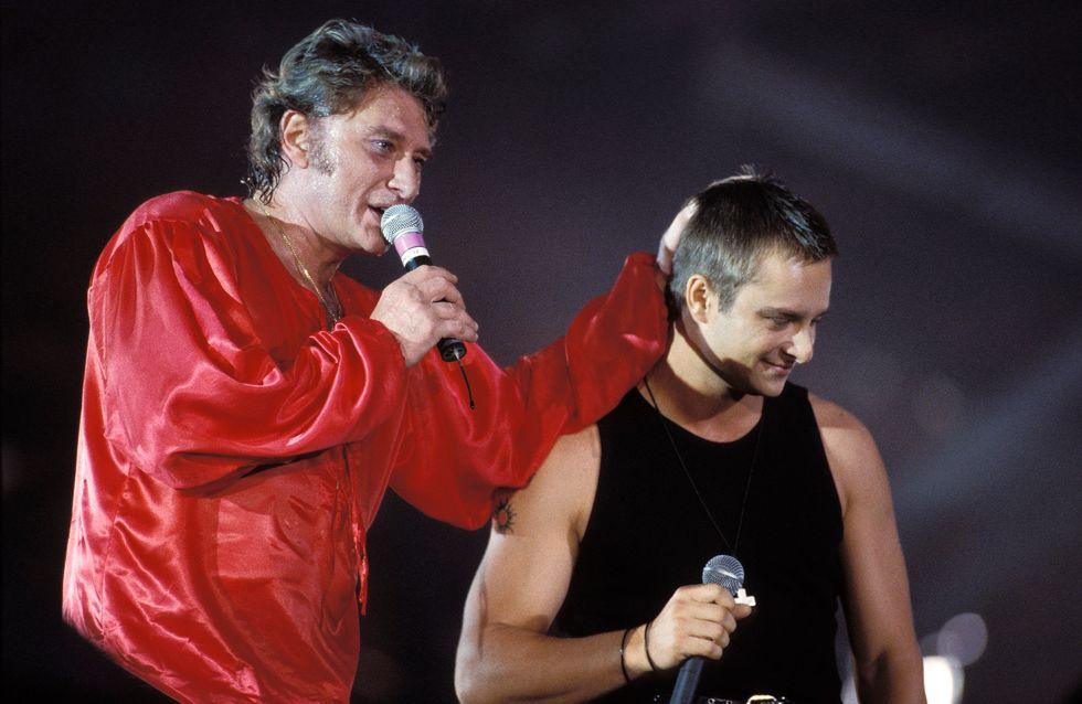 David Hallyday se confie sur son enfance rock'n'roll avec son père Johnny Hallyday