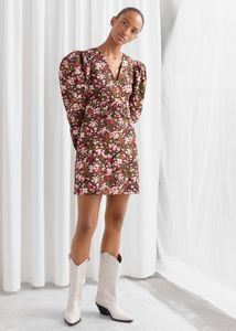 Robe manches bouffantes, & Other Stories, 89€
