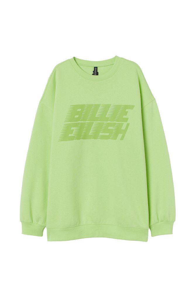 Billie Eilish H&M-Kollektion: Sweatshirt für 24,99 Euro