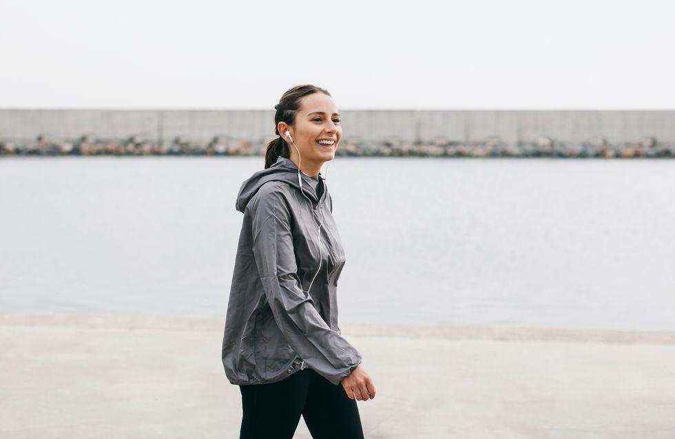 Power walking: cómo caminar para ponerse en forma y adelgazar