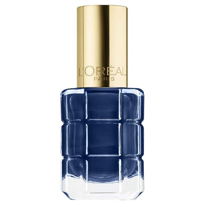 Esmalte L'Oréal Paris Color Riche a L'Huile 668 Bleu Royal