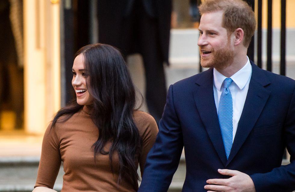 Meghan Markle et le Prince Harry souhaitent s'éloigner de la famille royale