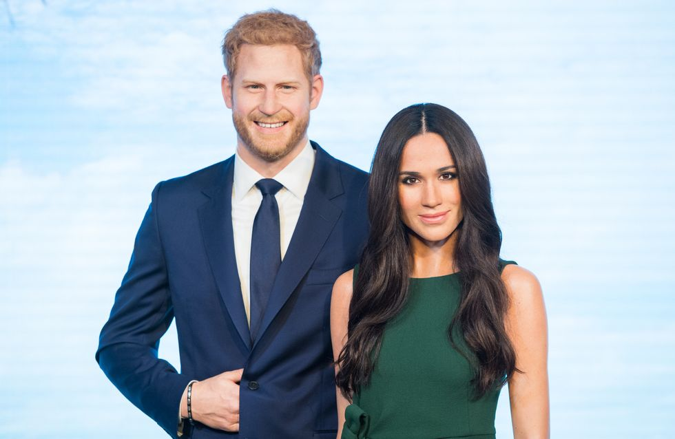 Réunion au sommet entre le prince Harry et la Reine —