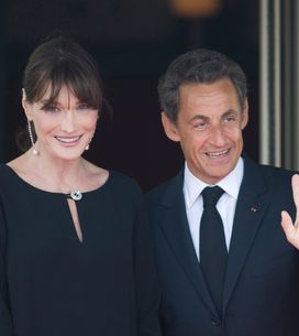 L'unique photo du mariage de Carla Bruni et Nicolas Sarkozy vient d'être dévoilé