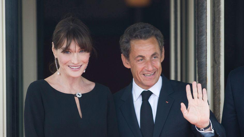 L'unique photo du mariage de Carla Bruni et Nicolas Sarkozy vient d'être dévoilée