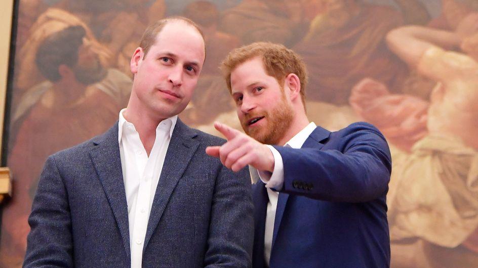 """""""Ça me rend triste"""", le prince William réagit au départ de Meghan et Harry"""