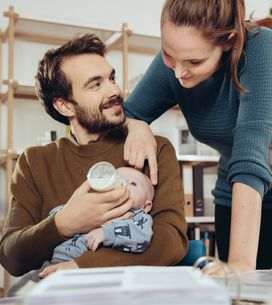 La fórmula más innovadora para ayudar al sistema inmunitario de tu bebé