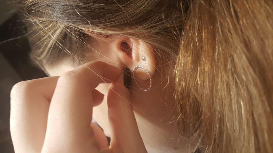 Cómo cuidar un piercing infectado en la oreja