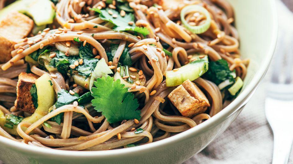 Low-Carb-Pasta: 4 Rezepte für kalorienarme Nudelgerichte
