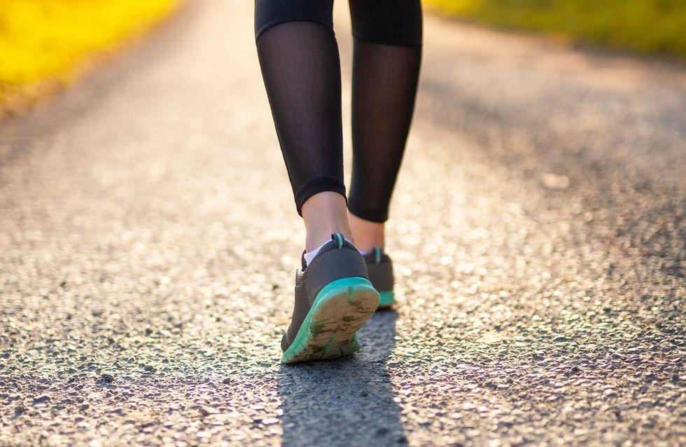 quanti passi devi percorrere per perdere peso