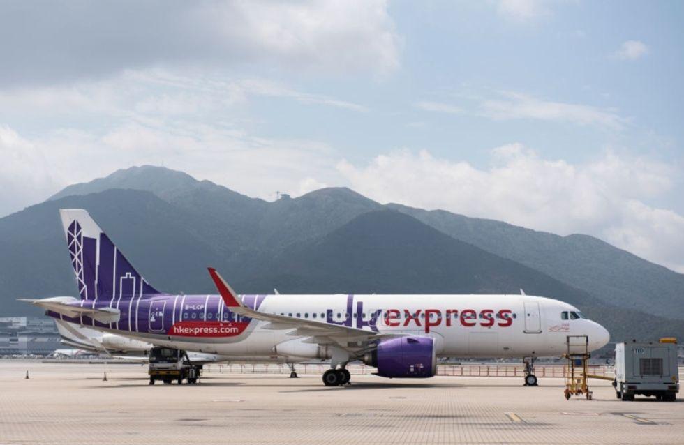 Test de grossesse obligatoire dans un aéroport — Hong Kong