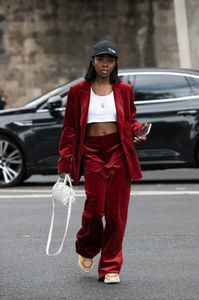 Le tailleur pantalon sportswear