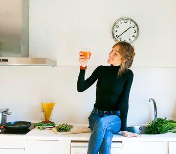 Lebensmittel für schöne Haare: Die sorgen für Glanz & Fülle!