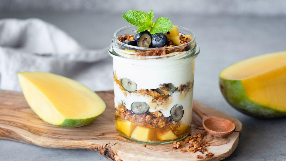 Meriendas sanas: 10 ideas para matar el hambre de forma saludable