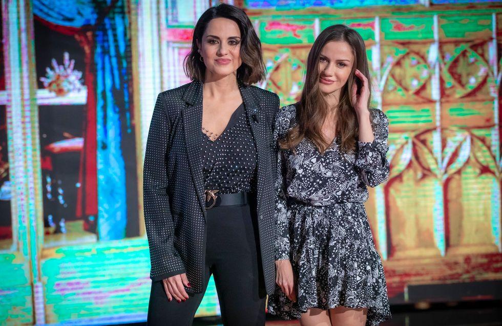 Paola e Chiara amiche come prima. Te le ricordi?