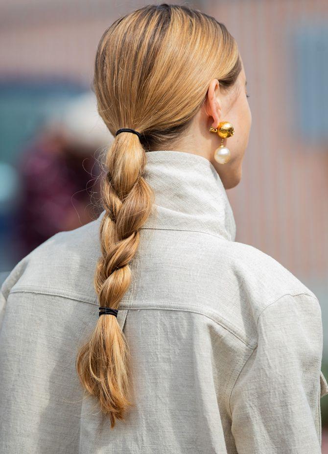 Haarfarben-Trends 2020: Warme Blondtöne sind in