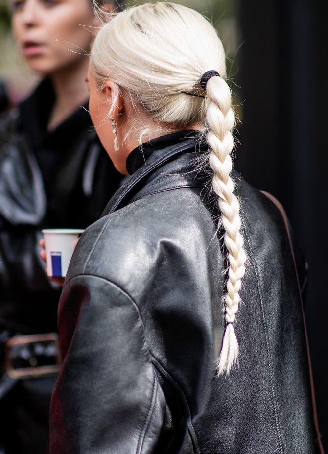 Haarfarben-Trends 2020: Warme Grautöne sind angesagt