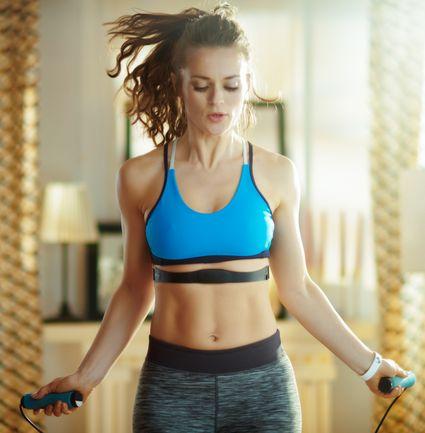 Exercices de sport à faire chez soi
