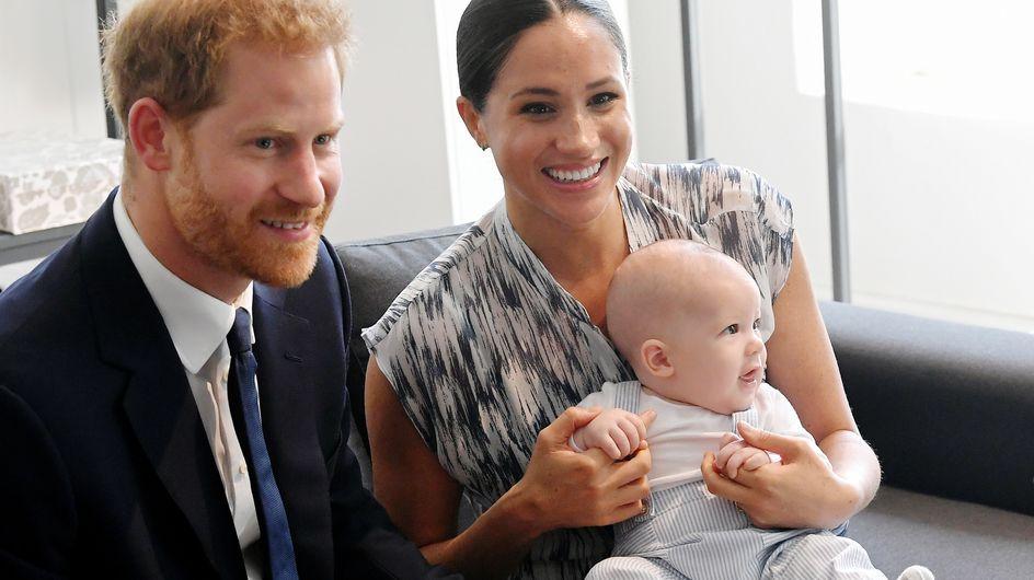 Le prince Harry enfin réuni avec Meghan Markle et Archie au Canada
