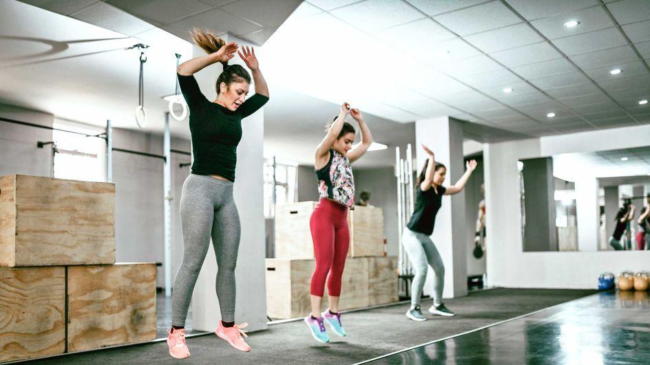 4 Wochen Burpee-Challenge: Eine Übung, maximaler Erfolg