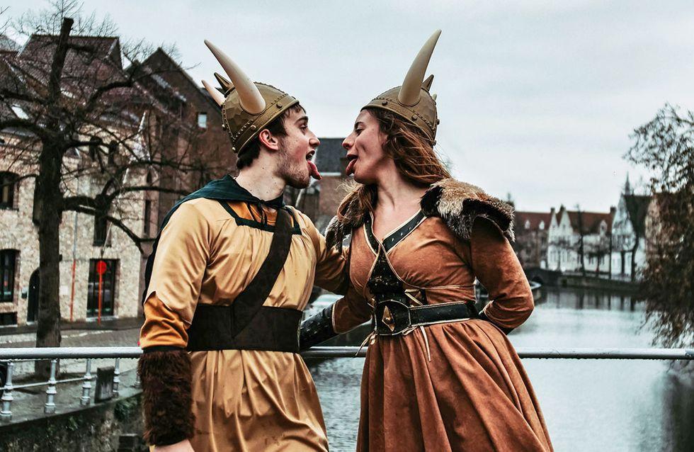 Kostume Fur Paare Coole Partnerkostume Zum Nachmachen