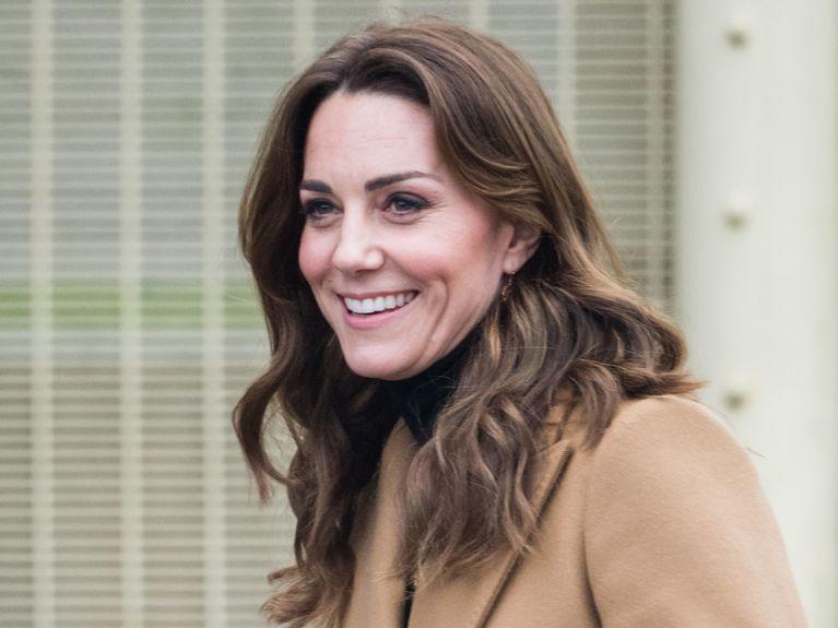 Kate Middleton s'engage pour l'éducation des enfants au Royaume-Uni