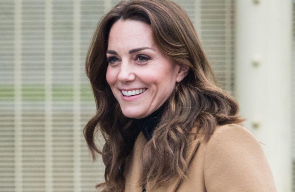 Au musée des sciences de Birmingham, Kate Middleton rayonne au contact des enfants