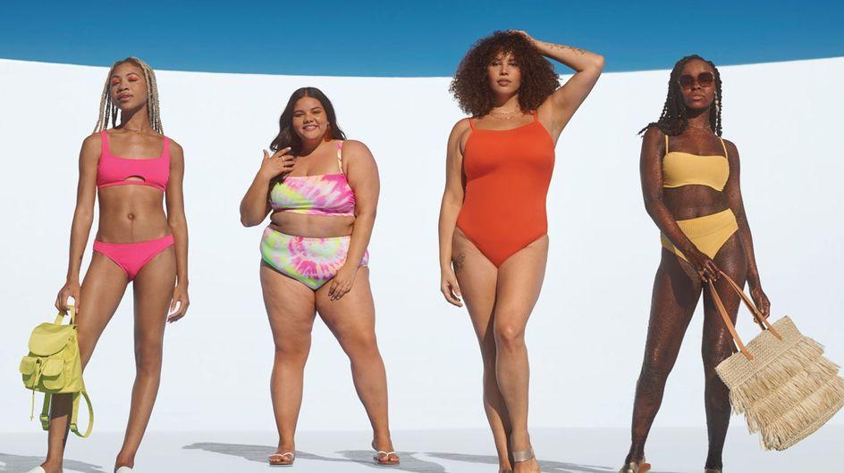 Cette mannequin atteinte d'ichtyose pose en bikini pour la nouvelle campagne Target