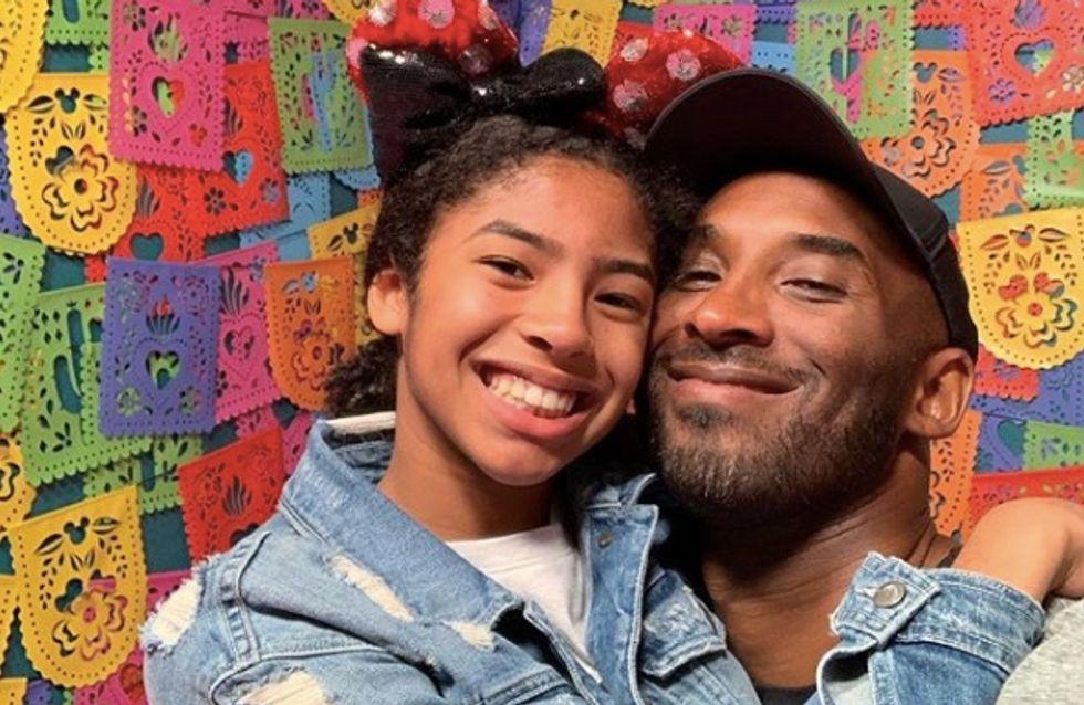 Gianna, la fille de 13 ans de Kobe Bryant, était présente à ses côtés dans l'hélicoptère